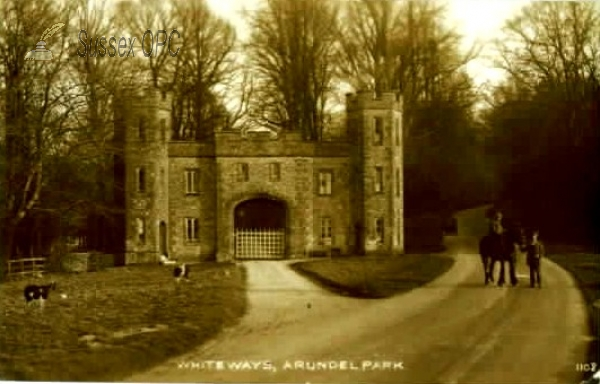 Arundel - Whiteways Lodge, Arundel Park