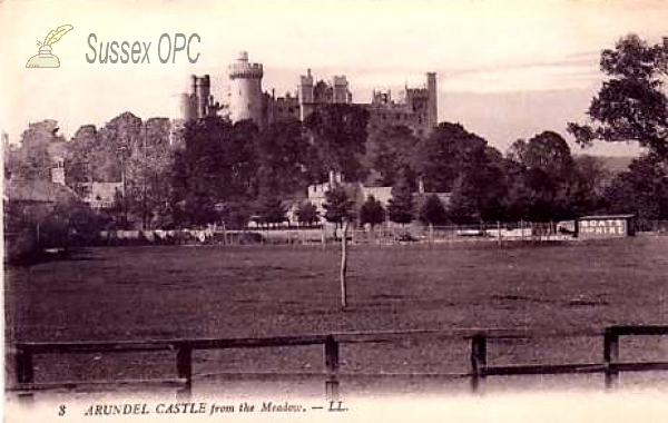 Arundel - The Castle