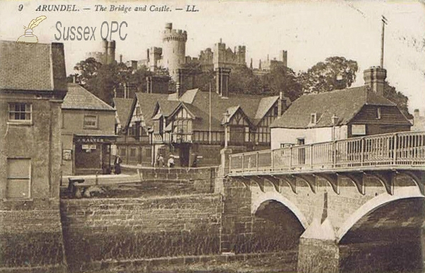 Arundel - Bridge (Castle)