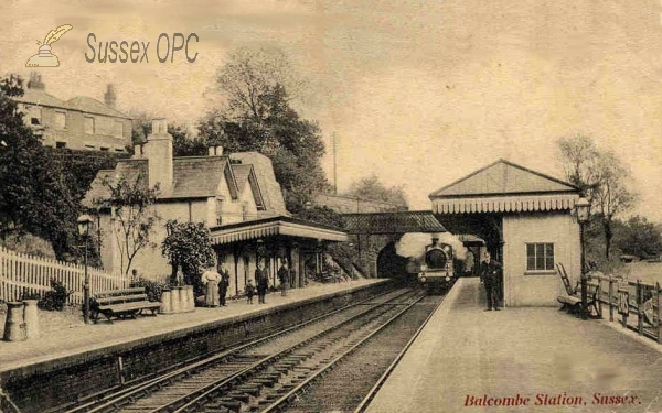 Balcombe - Railway Station