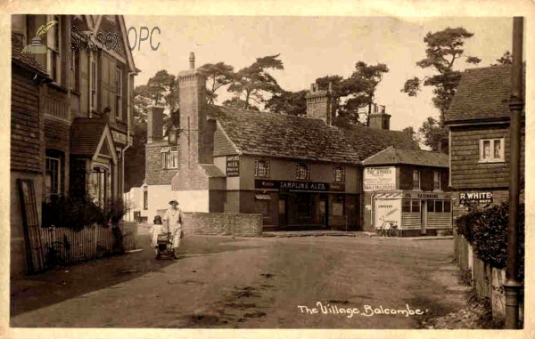 Image of Balcombe - The Village