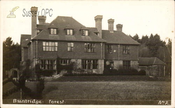 Image of Balcombe - Brantridge Forest