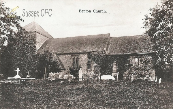 Image of Bepton - St Mary's Church