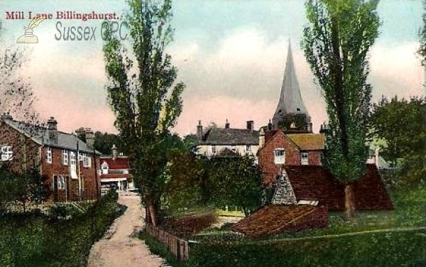 Billingshurst - Mill Lane