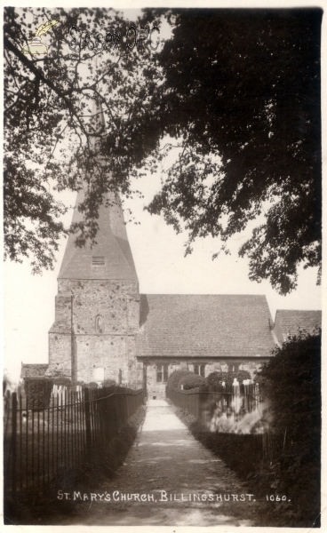 Image of Billingshurst - St Mary's Church