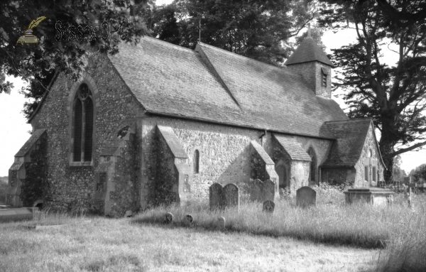 Binsted - St Mary's Church