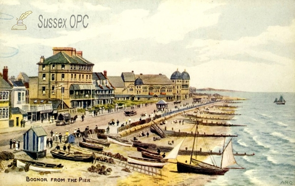 Bognor - The Pier