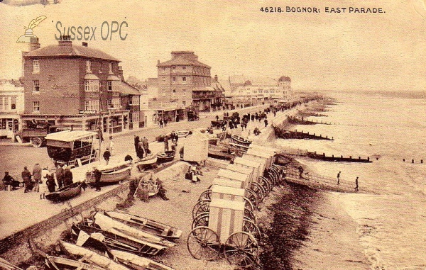 Bognor - East Parade