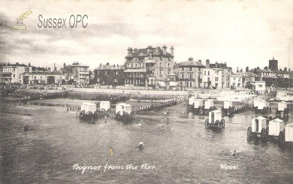 Bognor - View from Pier