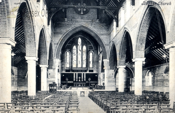 Bognor - St John's Church (Interior)