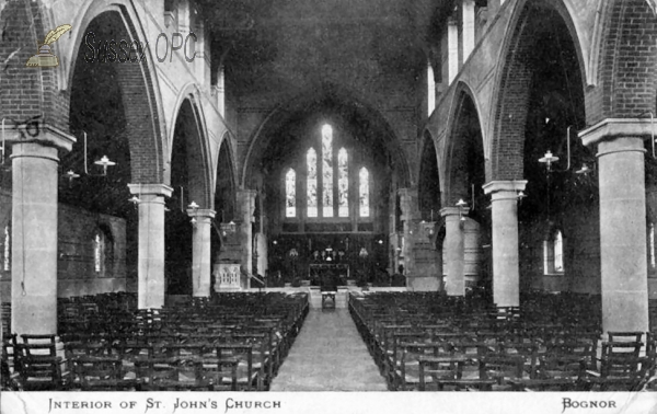 Image of Bognor - St John's Church