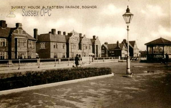 Bognor - Surrey House & Eastern Parade