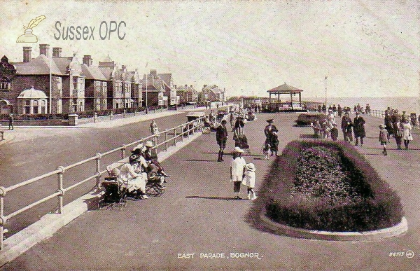 Image of Bognor - East Parade