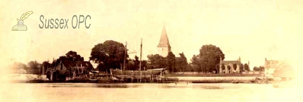Bosham - Church & Seashore
