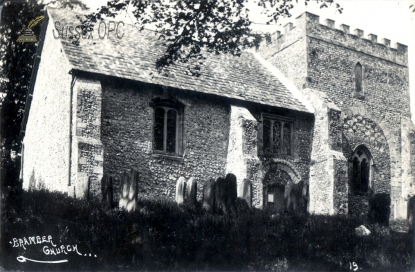 Bramber - St Nicholas' Church