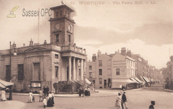 Worthing - Town Hall
