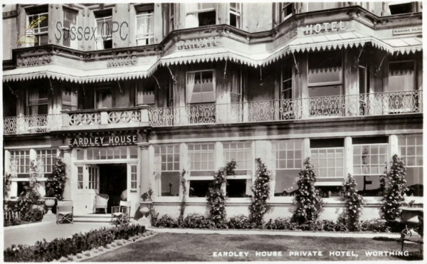 Worthing - Eardley House Hotel
