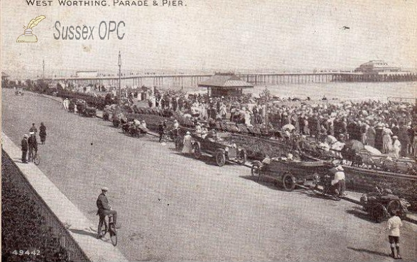 Image of Worthing - Parade & Pier