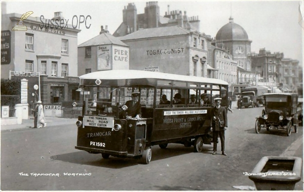 Worthing - The Tramocar