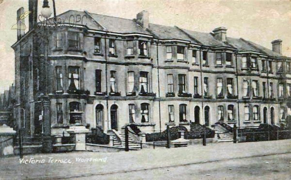 Image of Worthing - Victoria Terrace