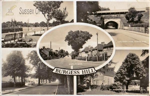 Burgess Hill - Multiview