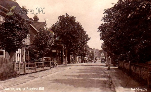 Image of Burgess Hill - Church Road