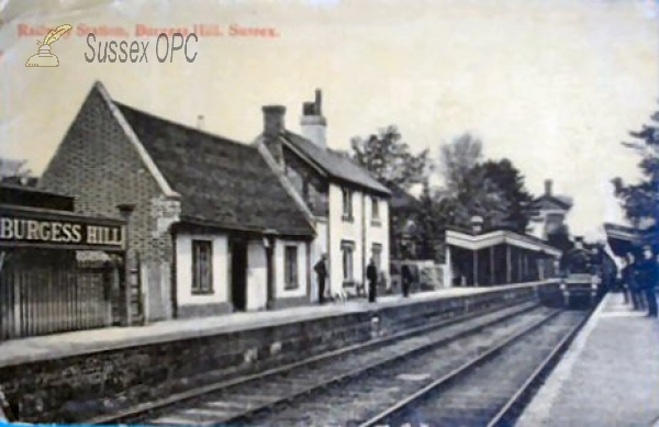 Burgess Hill - Railway Station