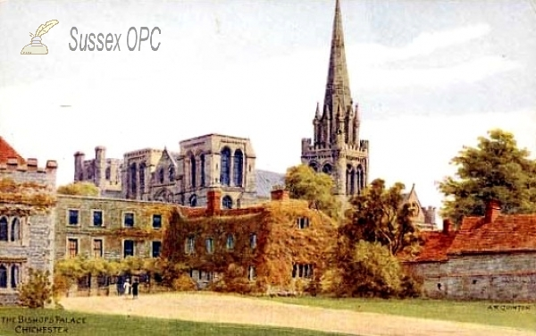 Chichester - The Bishop's Palace
