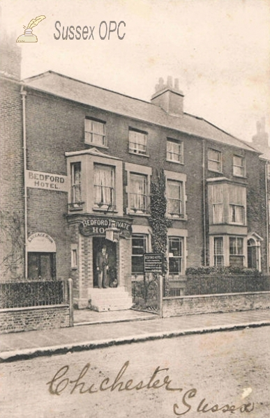 Image of Chichester - Bedford Hotel
