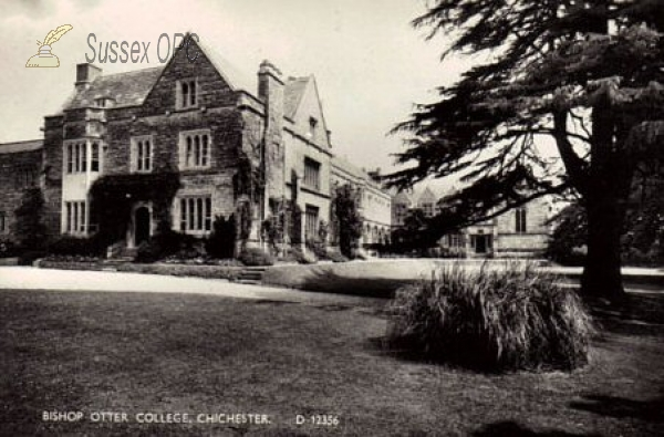 Image of Chichester - Bishop Otter College & Chapel