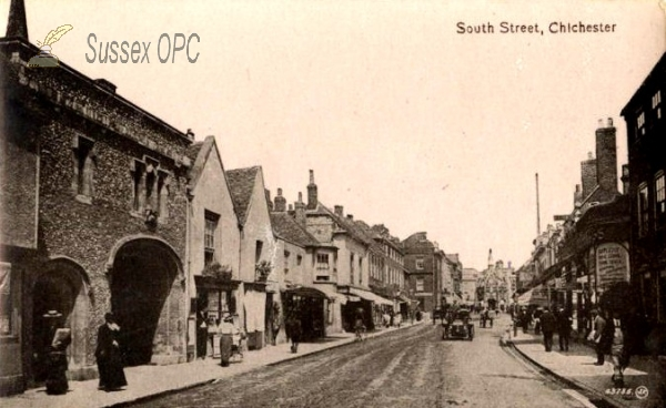 Chichester - South Street
