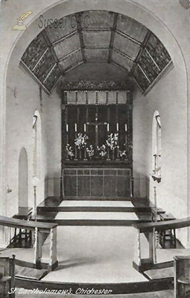 Image of Chichester - St Bartholomew's Church (Chancel)