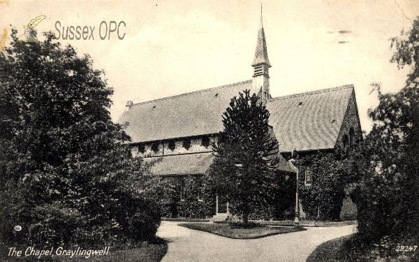 Image of Chichester - Graylingwell Hospital Chapel