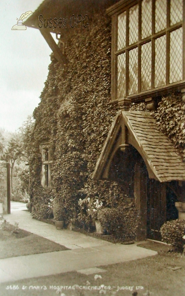 Image of Chichester - St Mary's Hospital Chapel