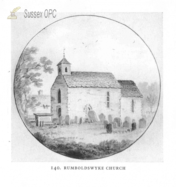 Rumboldswyke - St Mary's Church
