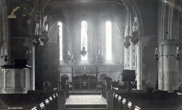 Image of Clymping - St Mary's Church (Interior)