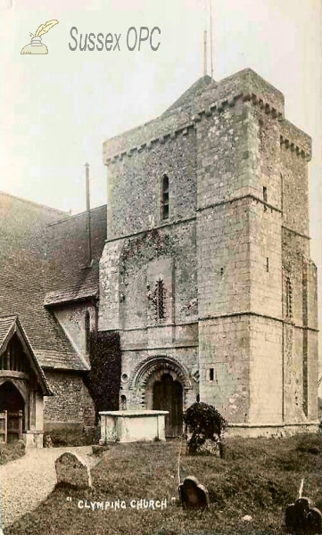 Image of Clymping - St Mary's Church