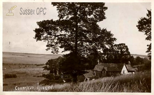 Image of Coombes - Cottages and view