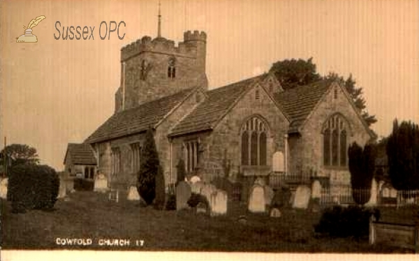 Image of Cowfold - St Peter's Church
