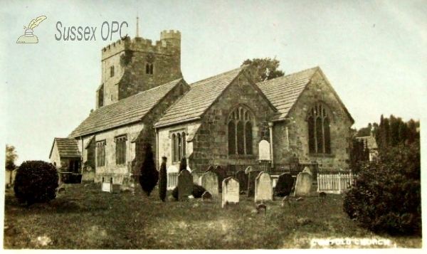 Cowfold - St Peter's Church