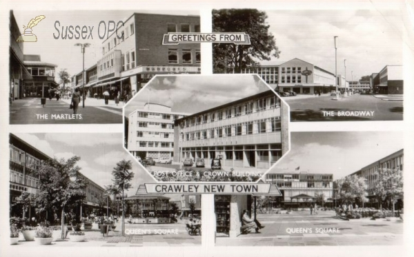 Image of Crawley - Multiview
