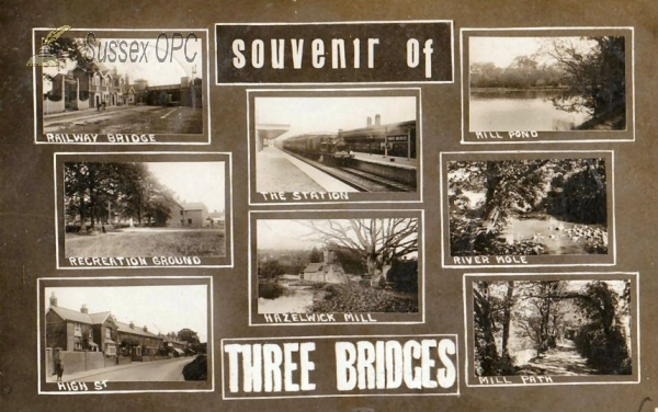 Image of Three Bridges - Multiview
