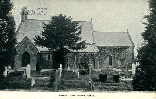 Image of Crawley Down - All Saints Church