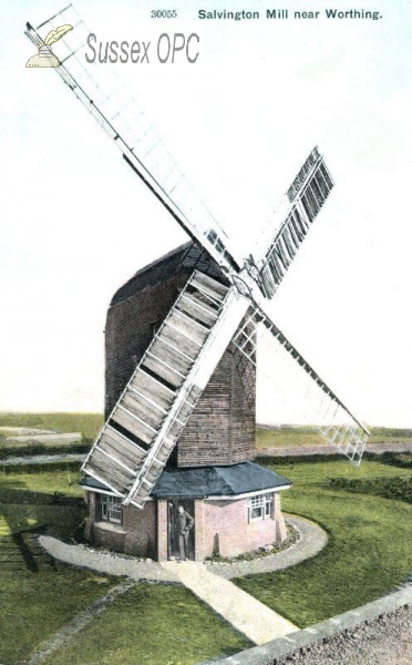 Salvington - Windmill