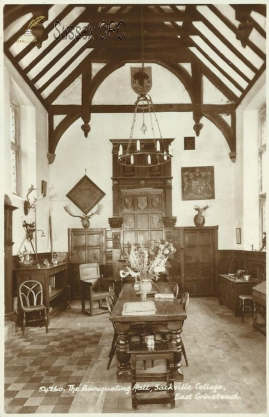East Grinstead - Sackville College (Banqueting Hall)