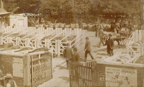 East Grinstead - Cattle Market