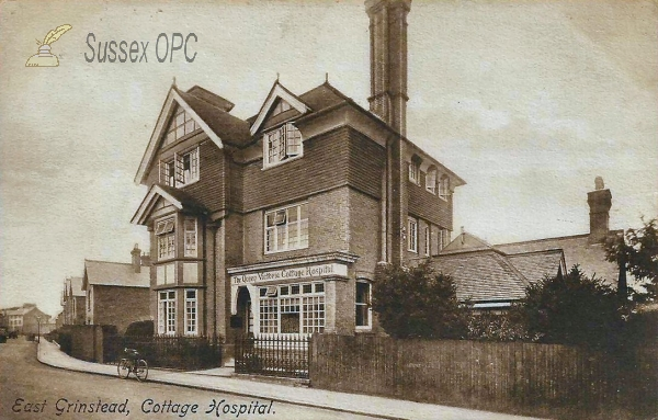 East Grinstead - Queen Victoria Cottage Hospital
