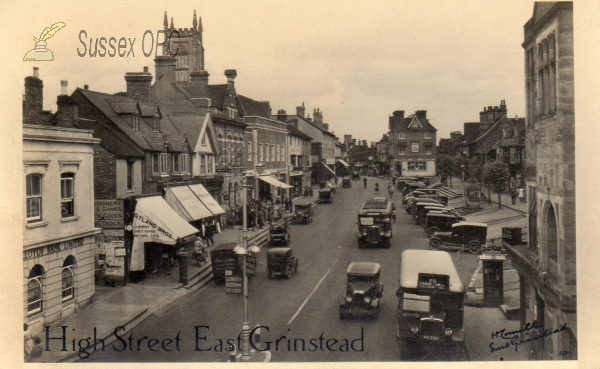 East Grinstead - High Street