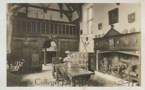 East Grinstead - Sackville College