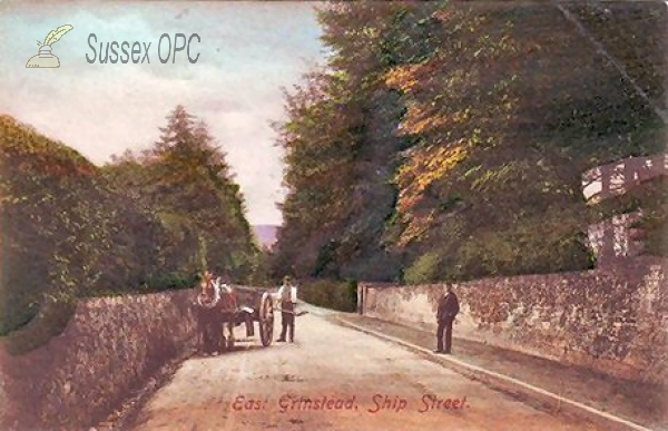 East Grinstead - Ship Street